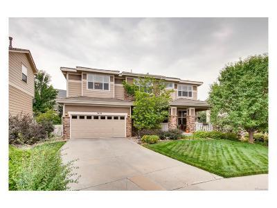 Castle Rock CO Single Family Home Active: $515,000
