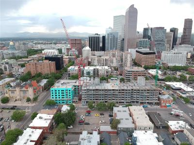 Downtown Denver Residential Lots & Land Active: 1616-1630 Pearl Street