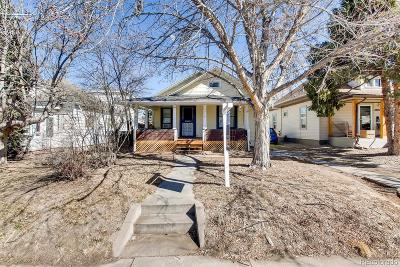 Englewood Single Family Home Active: 3314 South Pennsylvania Street