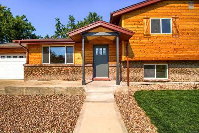 Arvada Single Family Home Active: 8279 Zephyr Street