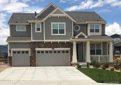 Arvada Single Family Home Active: 18635 West 83rd Drive