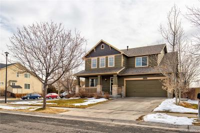 Henderson Single Family Home Under Contract: 11396 Ironton Street