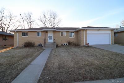 Eaton Single Family Home Under Contract: 460 Birch Avenue