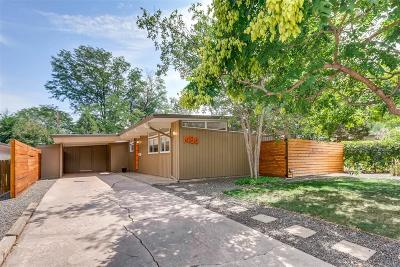 Denver Single Family Home Active: 1486 South Elm Street