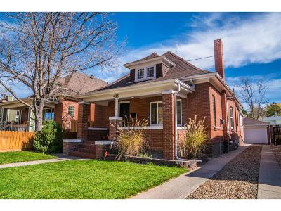 Denver Single Family Home Active: 416 South Washington Street