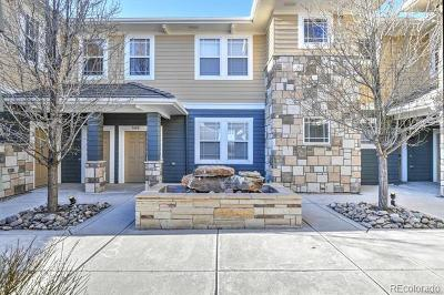 Broomfield Condo/Townhouse Active: 3438 Molly Circle