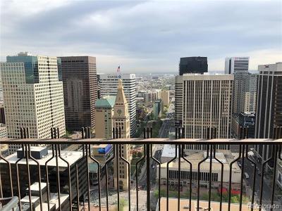 Denver Rental Active: 1020 15th Street #40E