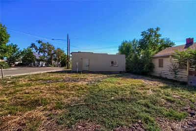 Denver Residential Lots & Land Under Contract: 4994 Sherman Street
