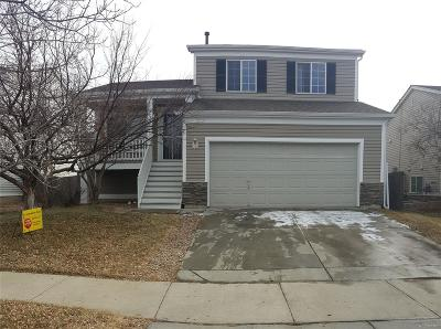 Denver Single Family Home Active: 15658 East 51st Drive