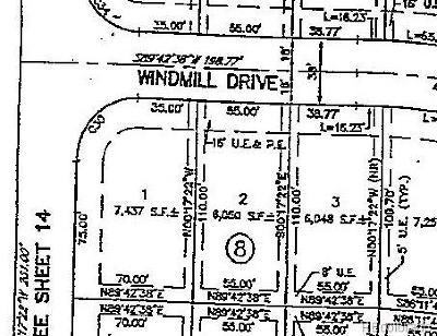 Adams County Residential Lots & Land Under Contract: 4206 Windmill Drive