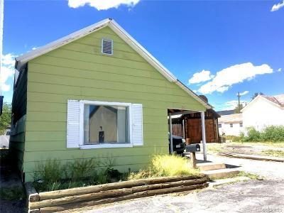 Leadville Single Family Home Active: 406 East 6th Street