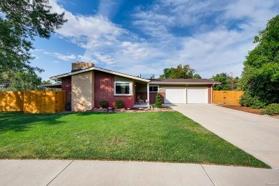 Single Family Home Active: 6725 South Penrose Court