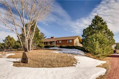 Centennial Single Family Home Under Contract: 7342 South Odessa Circle