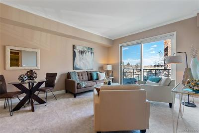 Denver Condo/Townhouse Under Contract: 400 East 3rd Avenue #303