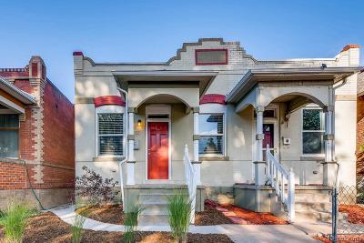 Denver Condo/Townhouse Active: 1450 Knox Court