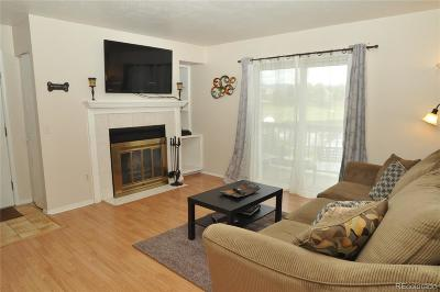 Jefferson County Condo/Townhouse Active: 10890 West Evans Avenue #1D