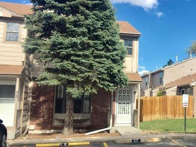 Denver Condo/Townhouse Active: 8156 Washington Street #59