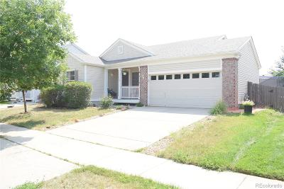 Denver Single Family Home Active: 15636 East 51st Place