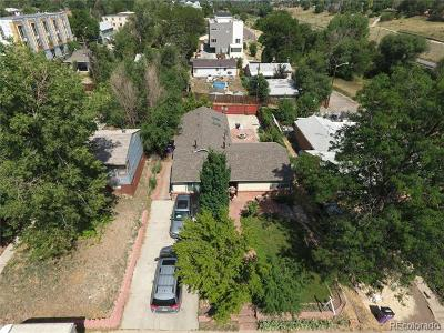 Denver Single Family Home Active: 1232 Yates Street