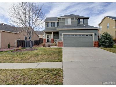 Colorado Springs Single Family Home Active: 6412 Shimmering Creek Drive