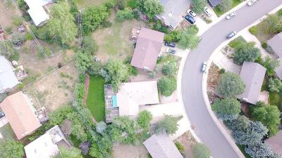 Boulder Single Family Home Under Contract: 1455 Kendall Drive