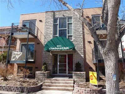 Cap Hill/Uptown, Capital Hill, Capitol Hill Condo/Townhouse Active: 1063 Clarkson Street #2
