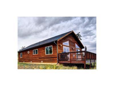 Park County Single Family Home Under Contract: 126 Mountain Vista