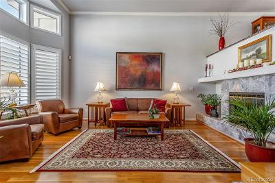 Cherry Creek Condo/Townhouse Under Contract: 5054 East Cherry Creek South Drive