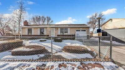Arvada Single Family Home Active: 6054 West 79th Avenue