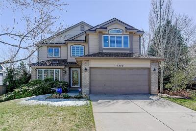 Highlands Ranch Single Family Home Under Contract: 9258 Mountain Brush Trail