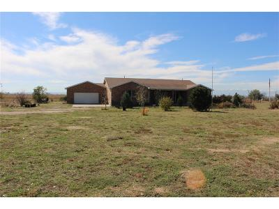Fort Lupton Single Family Home Under Contract: 3985 County Road 31
