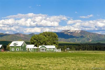 Steamboat Springs CO Single Family Home Active: $1,550,000