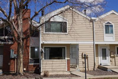 Arvada Condo/Townhouse Under Contract: 6735 West 84th Circle #72
