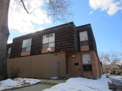 Arvada Condo/Townhouse Under Contract: 6499 Welch Court
