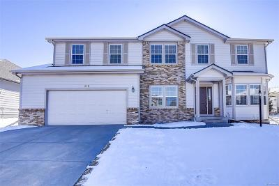 Plum Creek Single Family Home Active: 1626 Sand Wedge Way