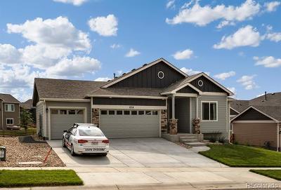 Berthoud Single Family Home Active: 838 Canyonlands Street