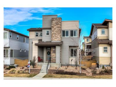 Highlands Ranch Single Family Home Under Contract: 9694 Dunning Circle