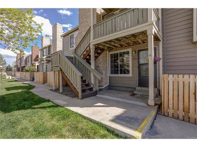Highlands Ranch Condo/Townhouse Sold: 935 Summer Drive