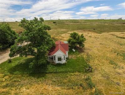 Boulder County Residential Lots & Land Active: 10064 Empire Drive