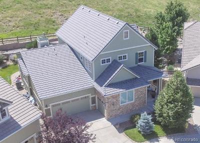 Castle Rock Single Family Home Active: 4608 Dusty Pine Trail