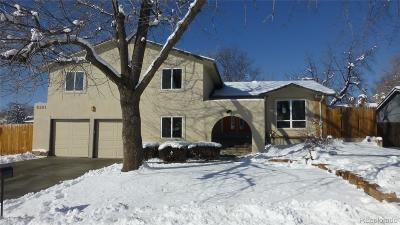 Arvada Single Family Home Active: 8201 Reed Court