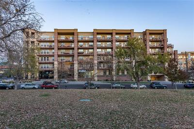 Denver Condo/Townhouse Active: 2440 Clay Street #608