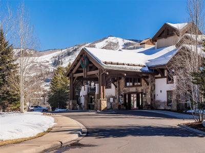 Steamboat Springs Condo/Townhouse Active: 1463 Flattop Circle #202