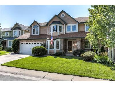 Highlands Ranch Single Family Home Active: 6572 Yale Drive