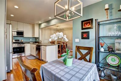 Denver Condo/Townhouse Active: 7582 East Gunnison Place