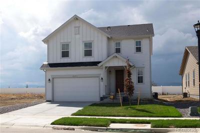 Berthoud Single Family Home Active: 2293 Barela Drive