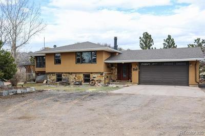 Sedalia Single Family Home Active: 7029 Rainbow Creek Road