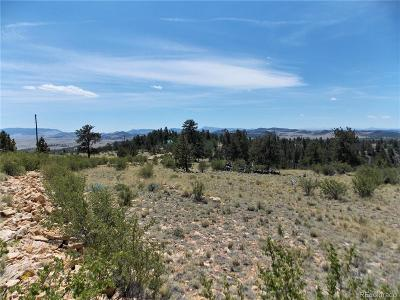 Hartsel Residential Lots & Land Active: Santana Trail