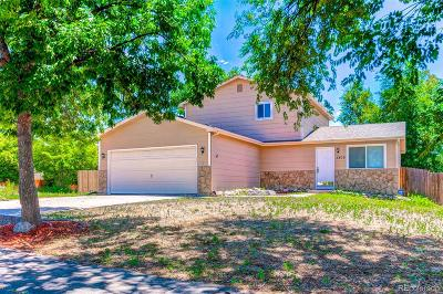 Cheyenne Meadows Single Family Home Under Contract: 3805 Red Cedar Drive