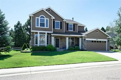 Castle Pines CO Single Family Home Active: $599,000